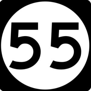 Rte. 55